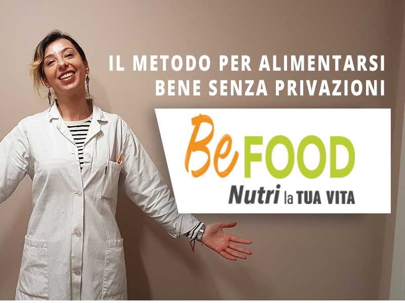 metodo be food prato
