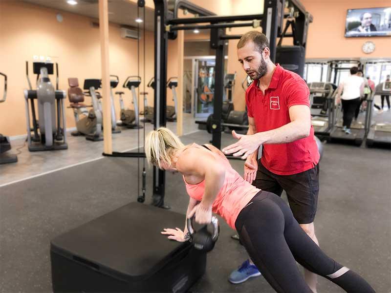 personal trainer Prato