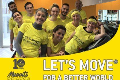Let's move Prato