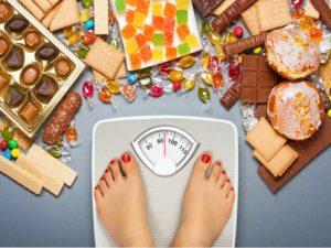 gestire il peso