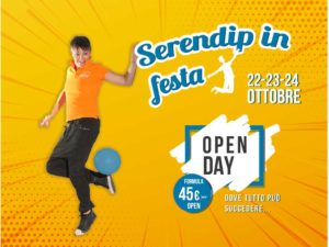 Open Day Serendip