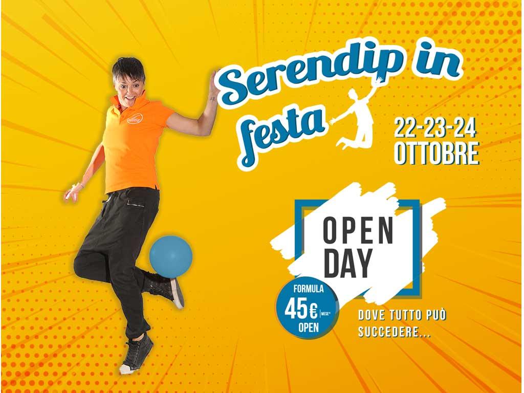 Open Day Serendip