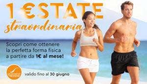 In Serendip vieni in Palestra tutta l'estate a partire da 1€ al mese! Scopri come!